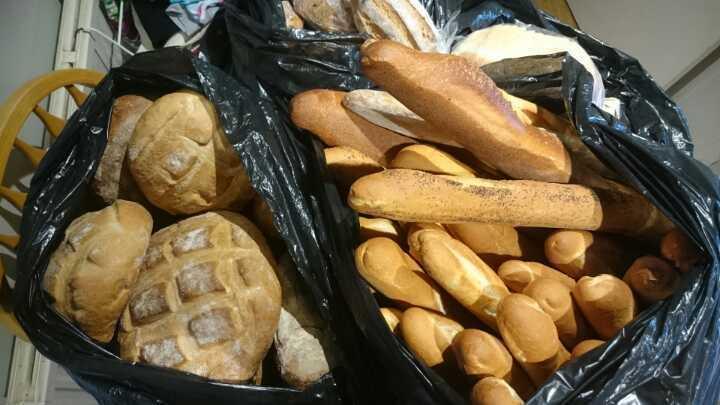 Bread, bread and more bread