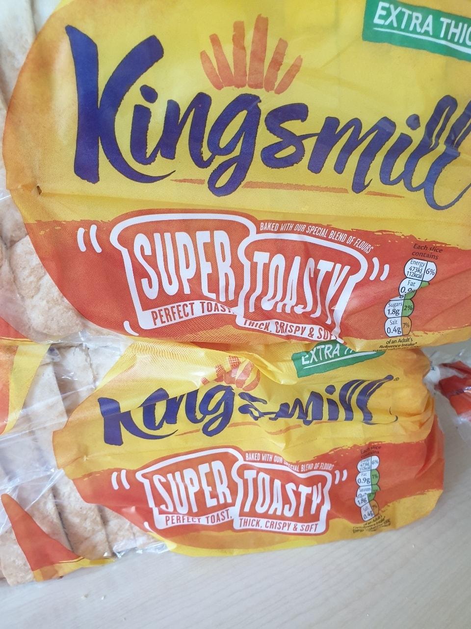 Super Toastie - Extra Thick
