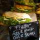 3 x various sandwich