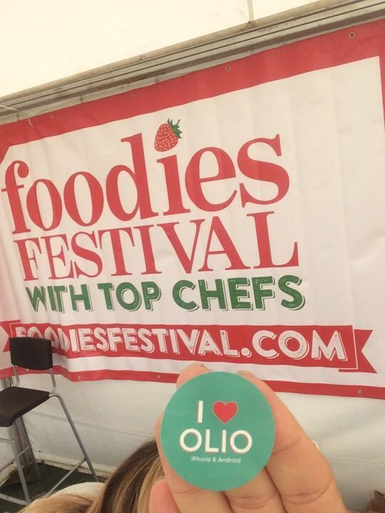 *WIN 2 free tickets to foodies festival*