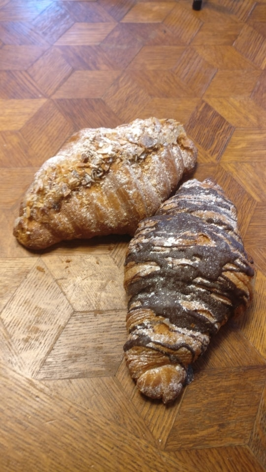Croissants from Lindquist