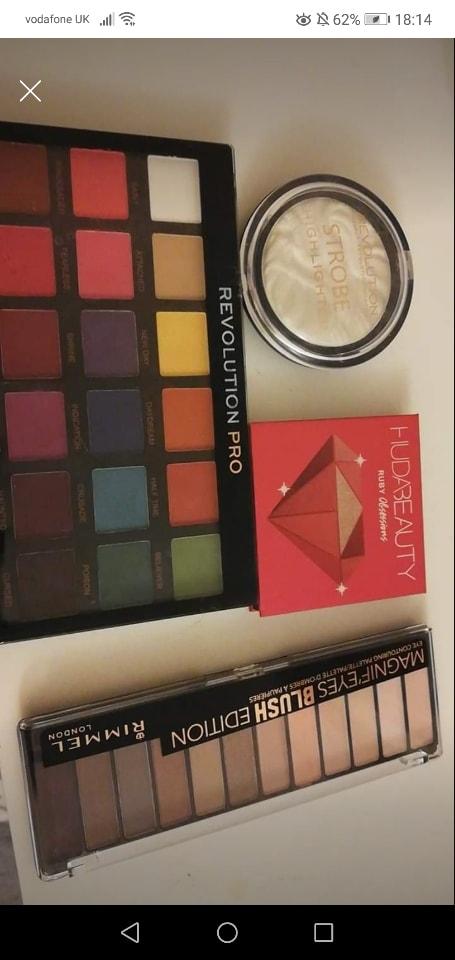 Makeup assortment