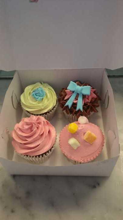 Demo Cupcakes Angel food bakery