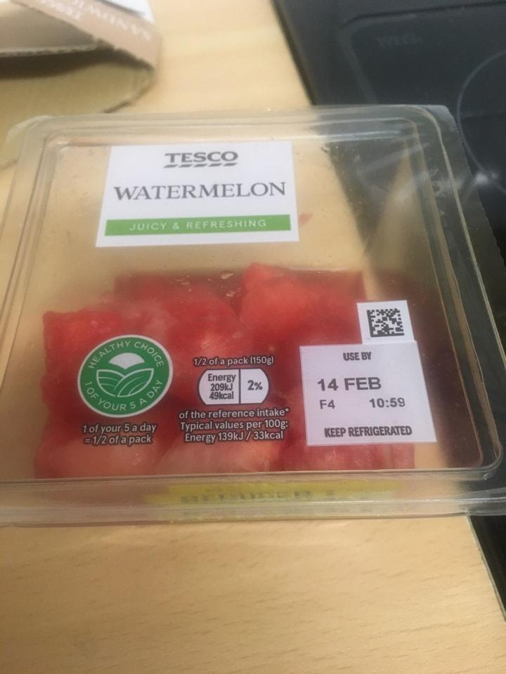 Watermelon Boat of Garten