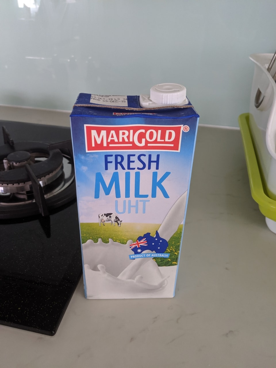 Marigold Fresh Milk UTH 1litre