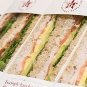 Pret sandwiches - ham and cheese