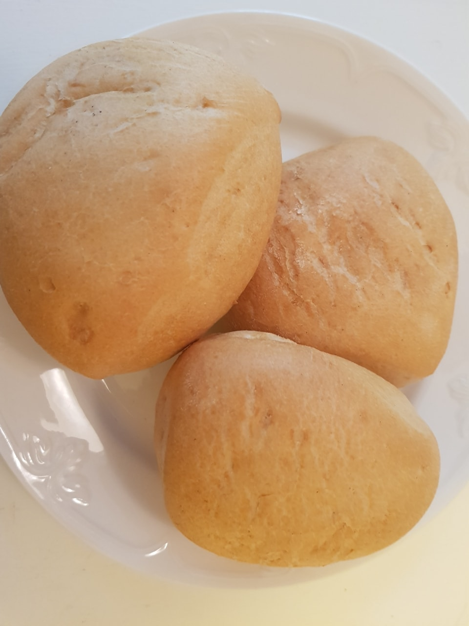 In the freezer - Bread rolls from Lindqvist