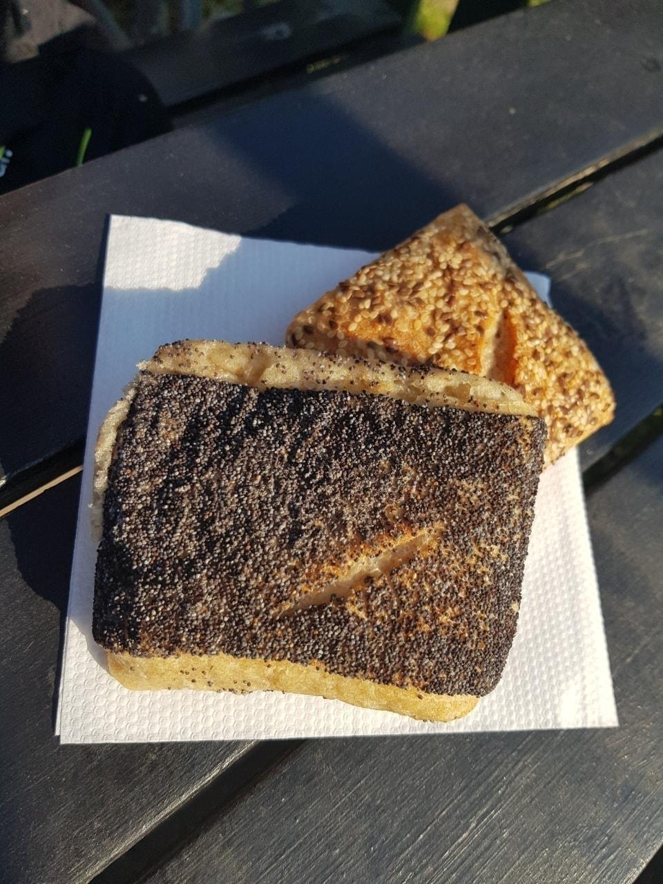 Bread from Les Petit Boudains