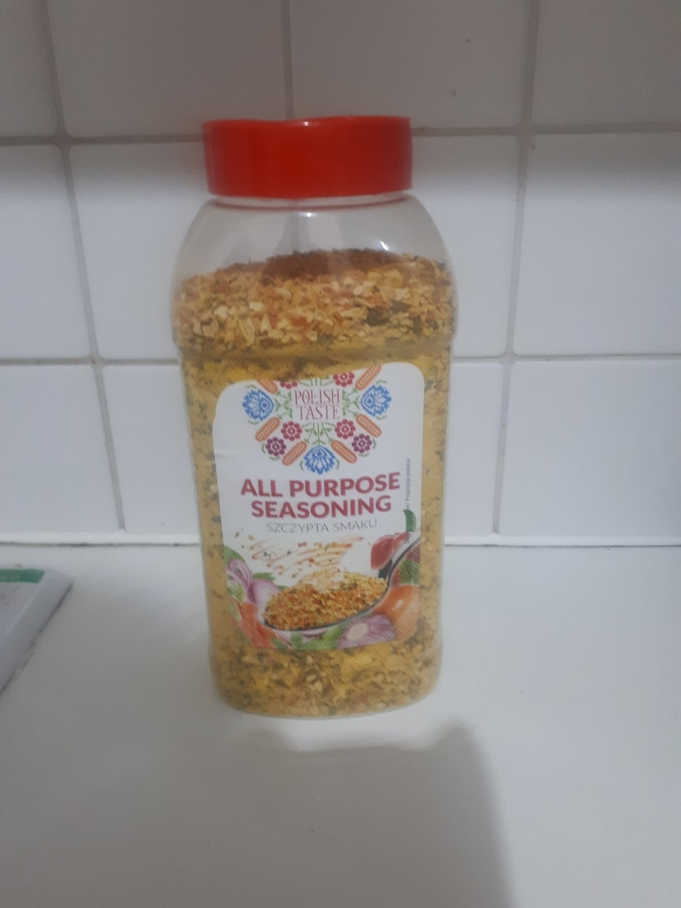 Huge container of polish spices