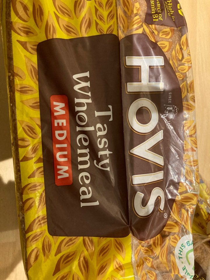 Hovis wholemeal