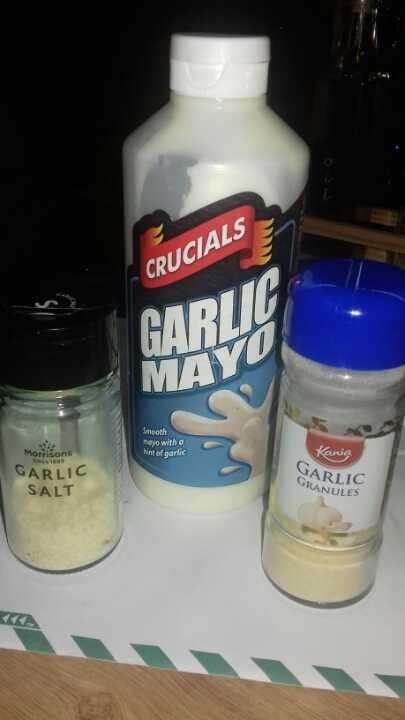 Garlic stuff
