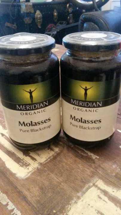 Otganic Mollassis
