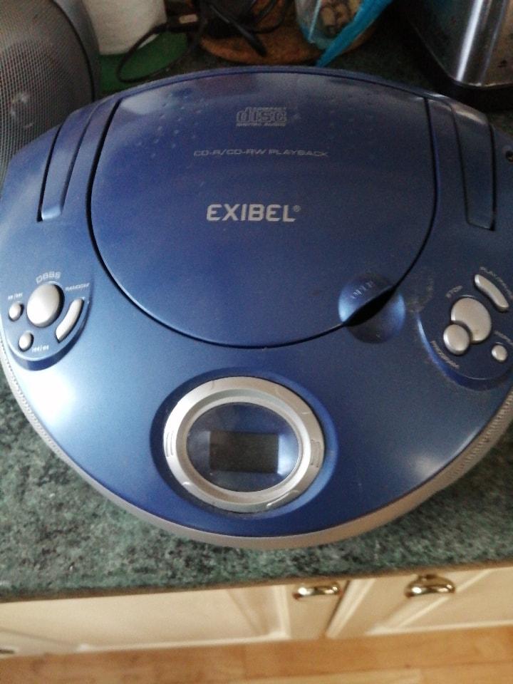 Radio /cd player