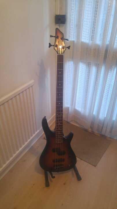 Bass guitar 🎸