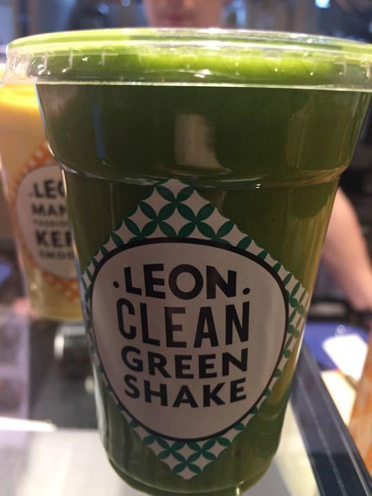 Leon - Clean Green Shake