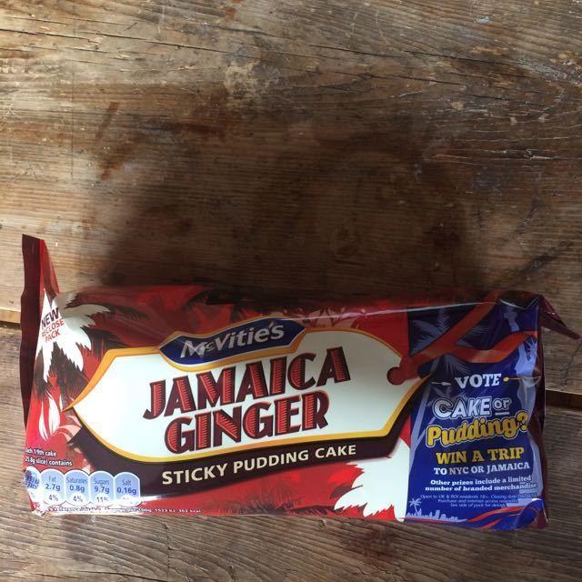 Jamaica ginger cake
