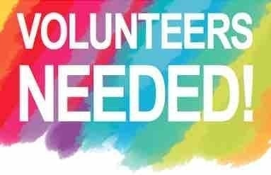 Volunteers needed for occasional or holiday covers