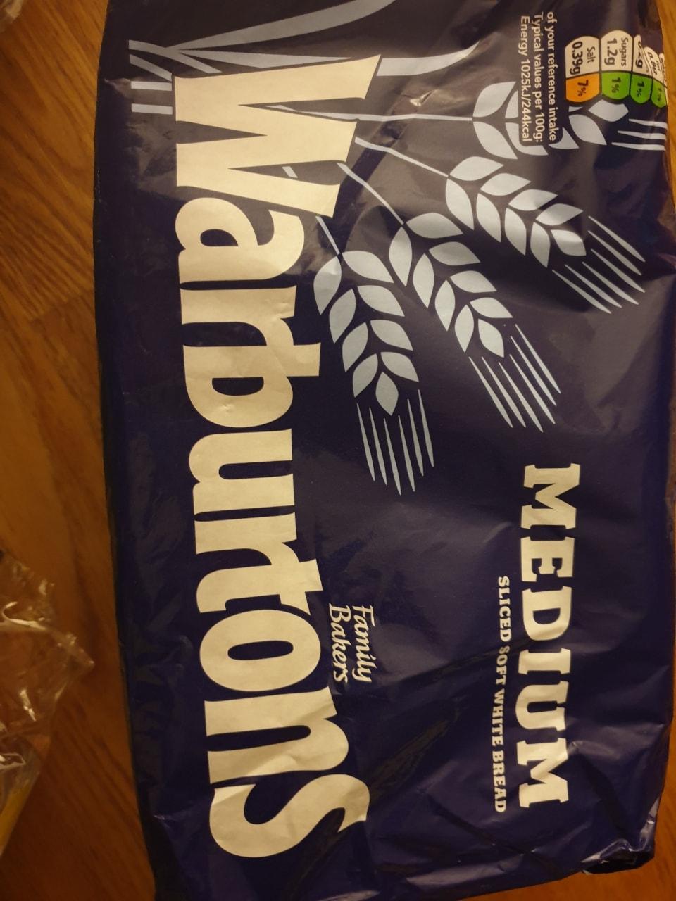 Warburton bread
