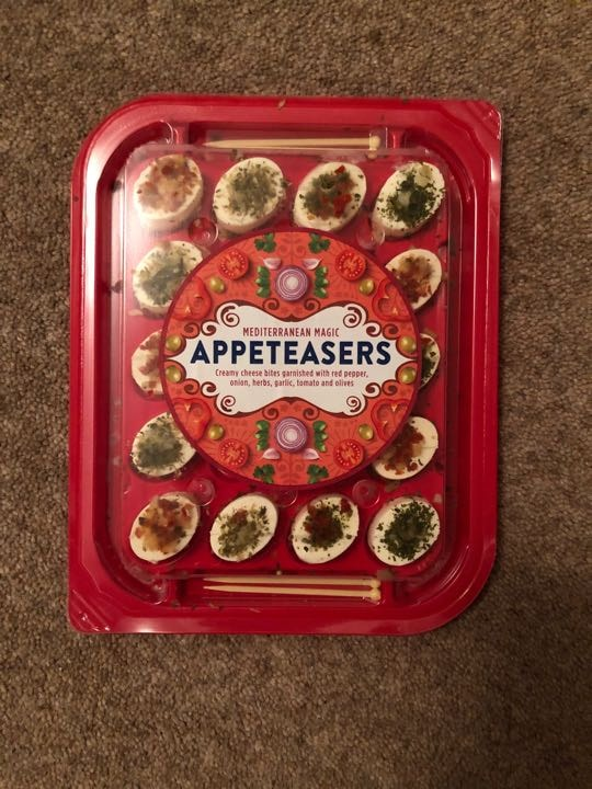 Appeteasers cheese bites