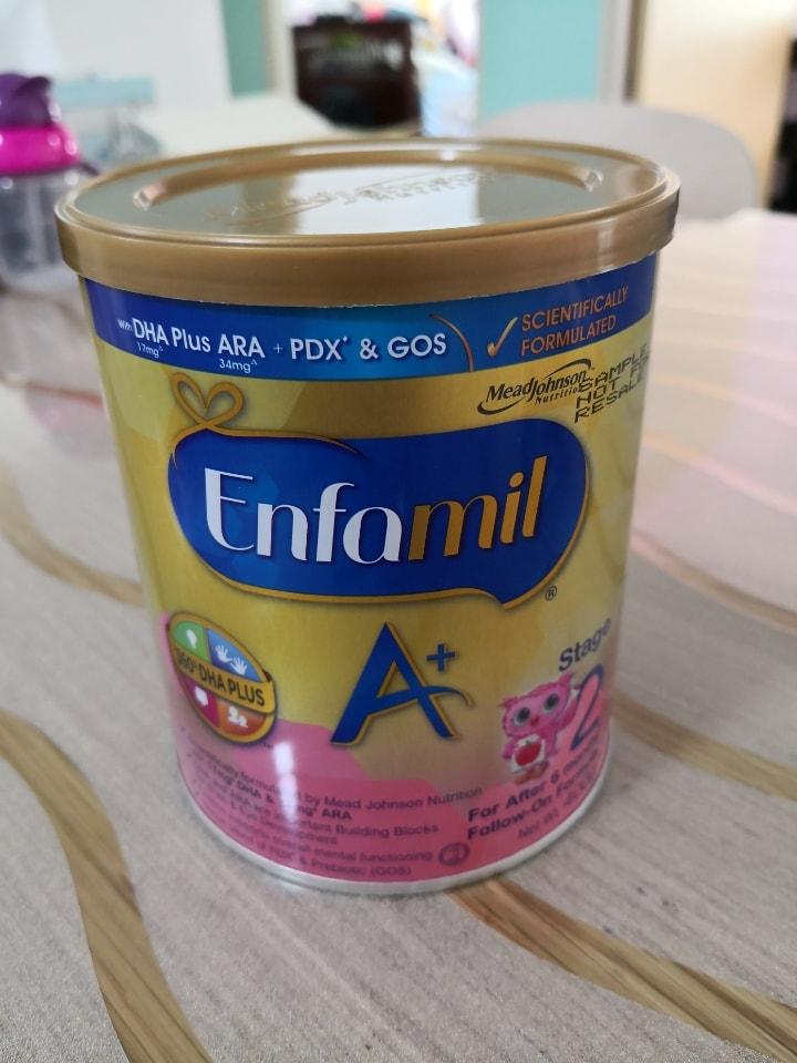 Enfamil stage 2 formula milk powder