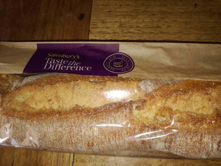 Stons bake baguette