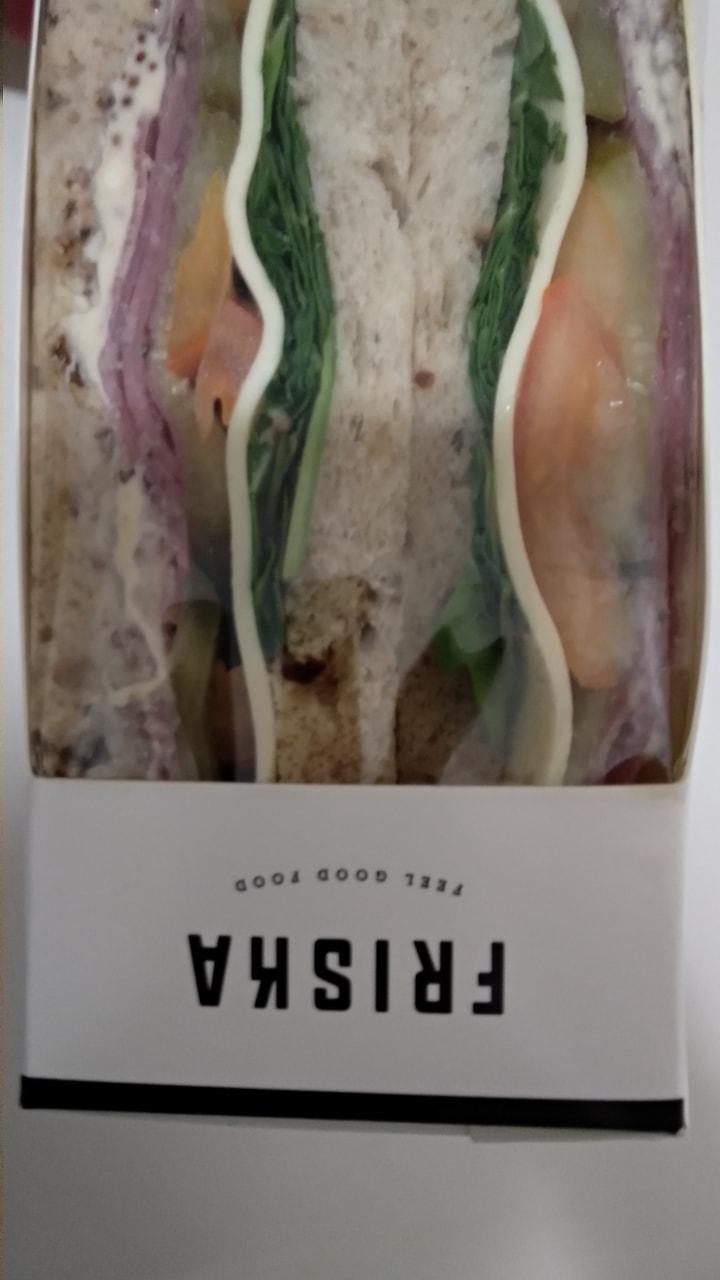 Friska - Newyorker sandwich