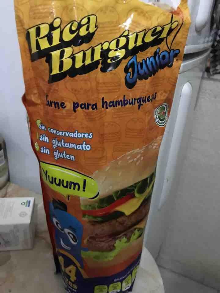 Carne para Hamburguesas
