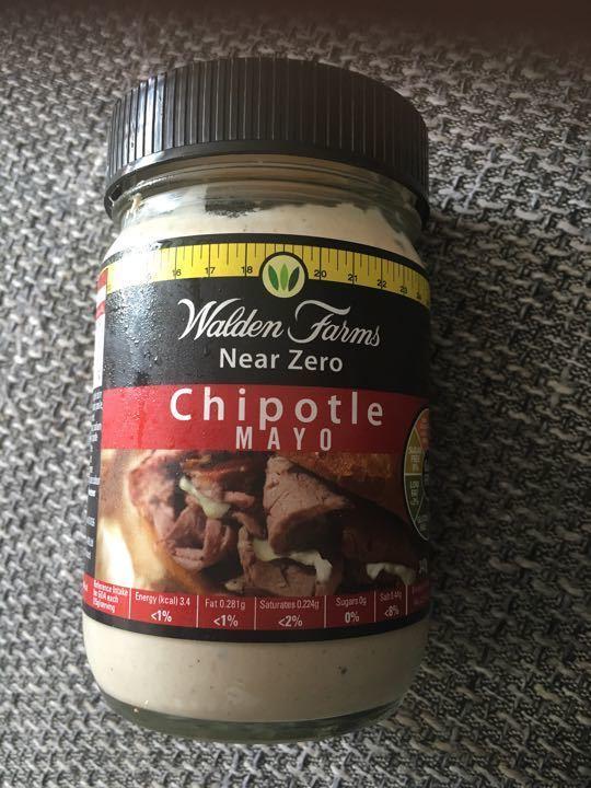 Walden Farms Zero Cal chipotle mayo