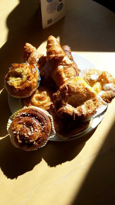 Different pastery