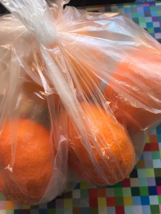 Orange/satsuma mix