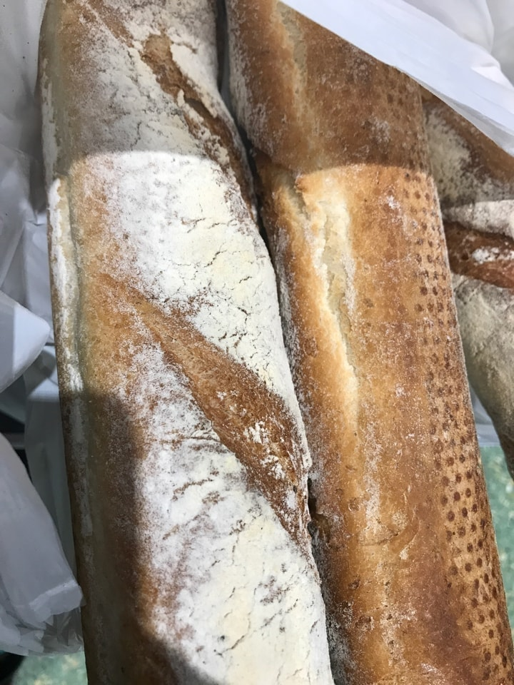 1x long baguette from Pesso, 2020-06-02