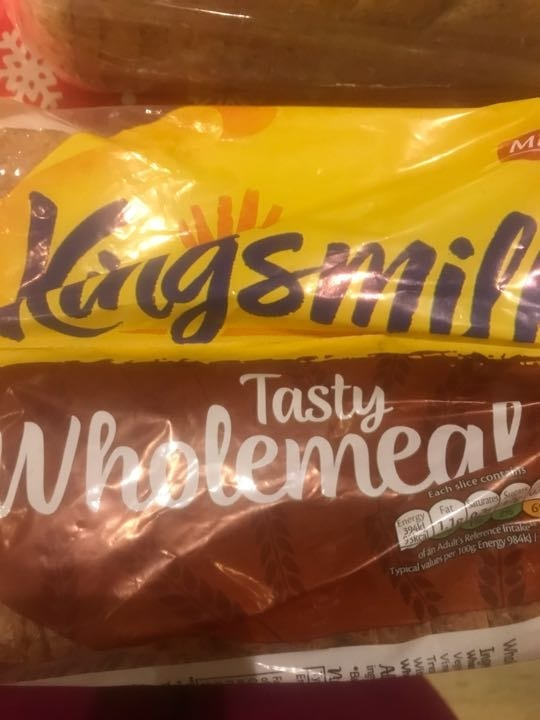 Kings mill wholemeal