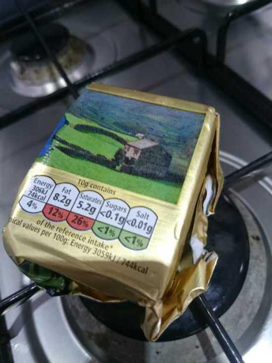125g English butter