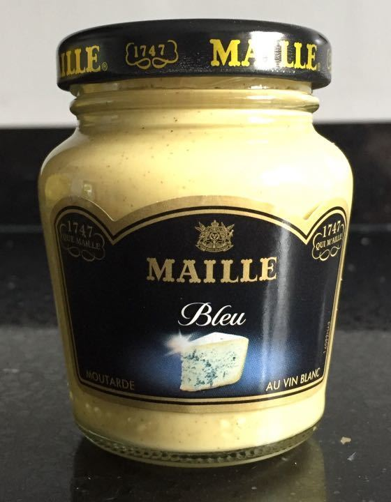 Maille bleu cheese mustard 108g jar