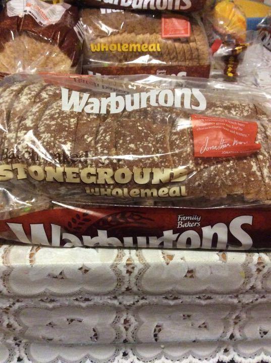 Warburtons stoneground