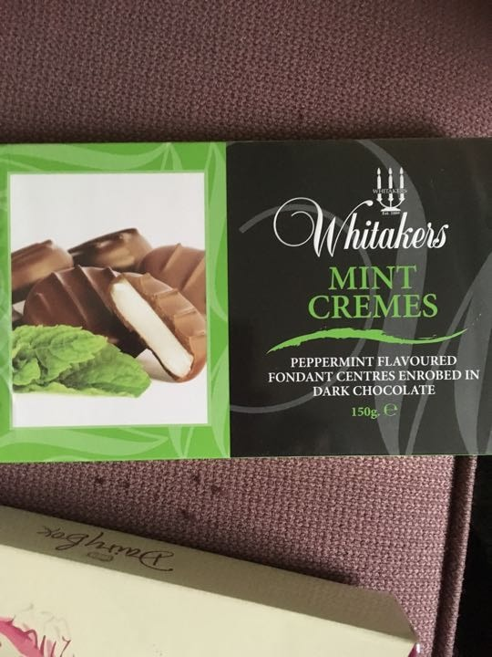Mint cremes unopened