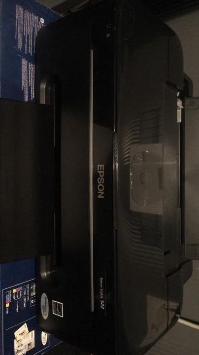 Epson Stylis S22 Printer.