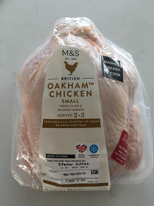 M& S chicken