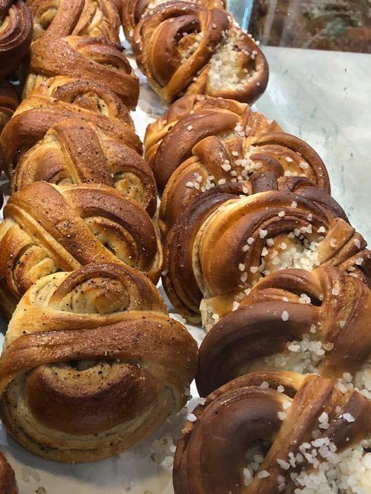 Soderberg Buns/bread/scones/veg sandwiches
