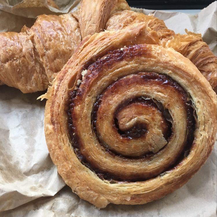 Pastries from Blackstock Kitchen