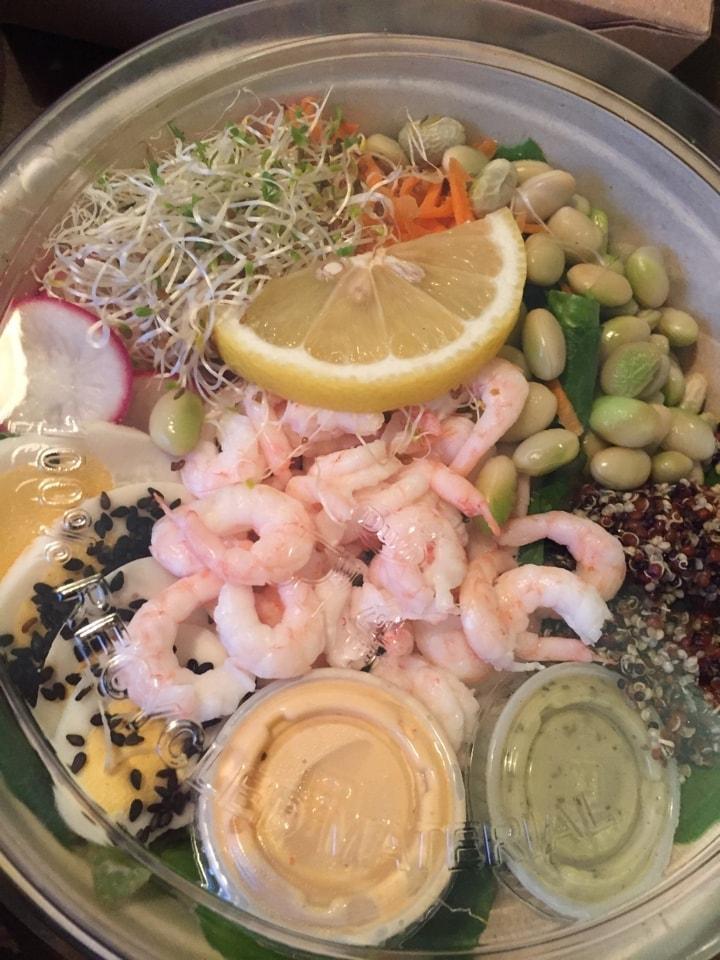 1 Mix salad 🥗 17/08/2019