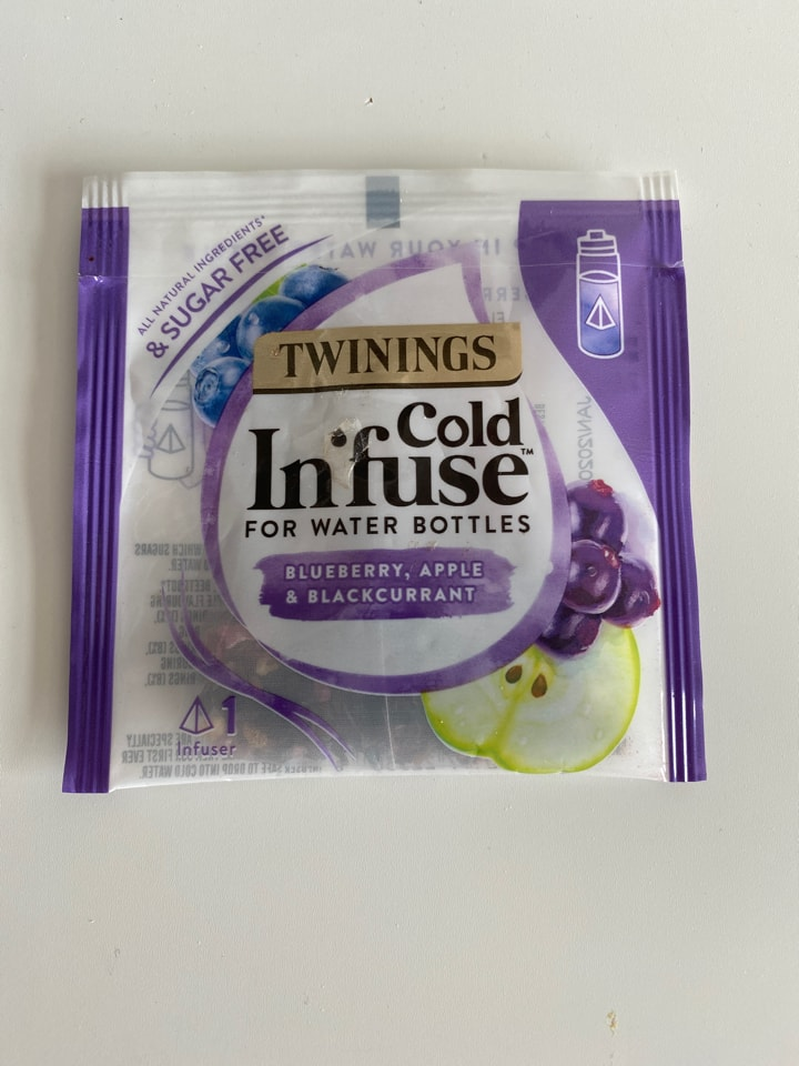 Twinings Cold Infuse - Blueberry, Apple and Blackcurrant