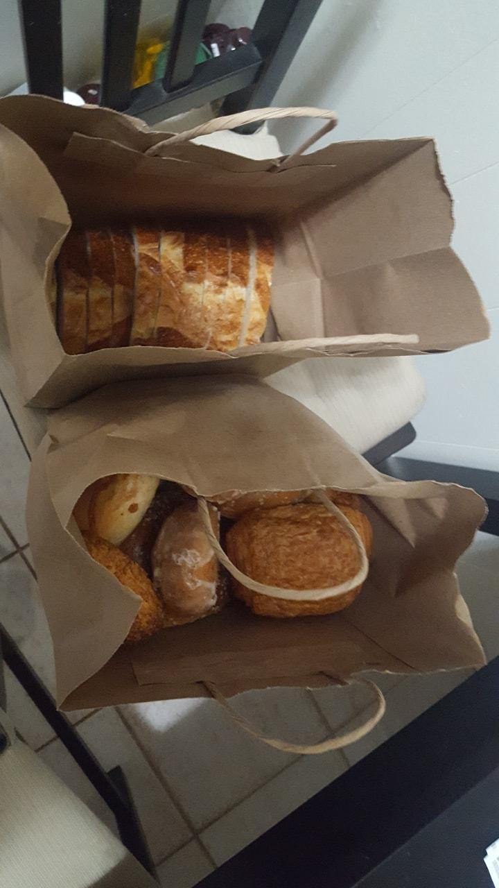 bread bagels