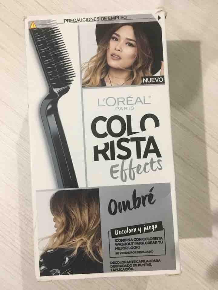 Colorista Effect ombré