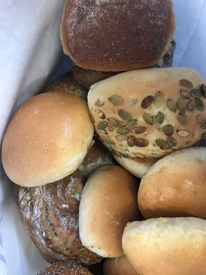 Various small bread from Brunkebergs 3/10