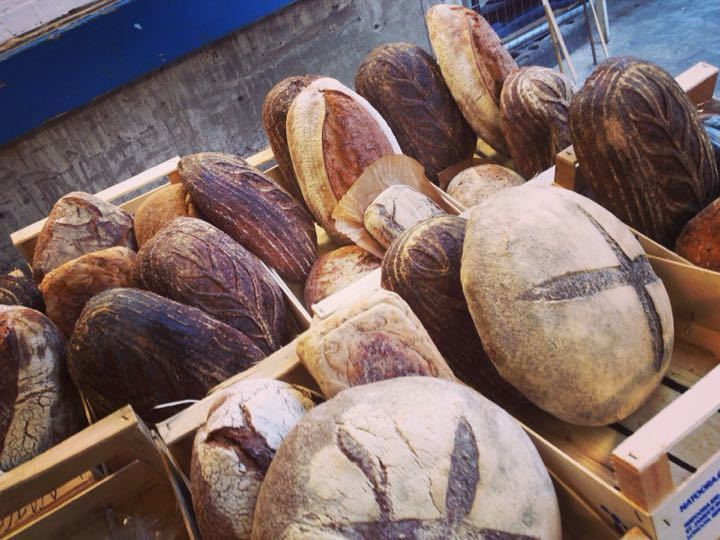 More bread than you can shake a baguette at