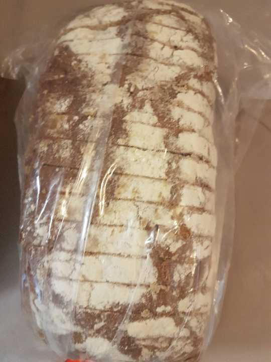 Rhye bread