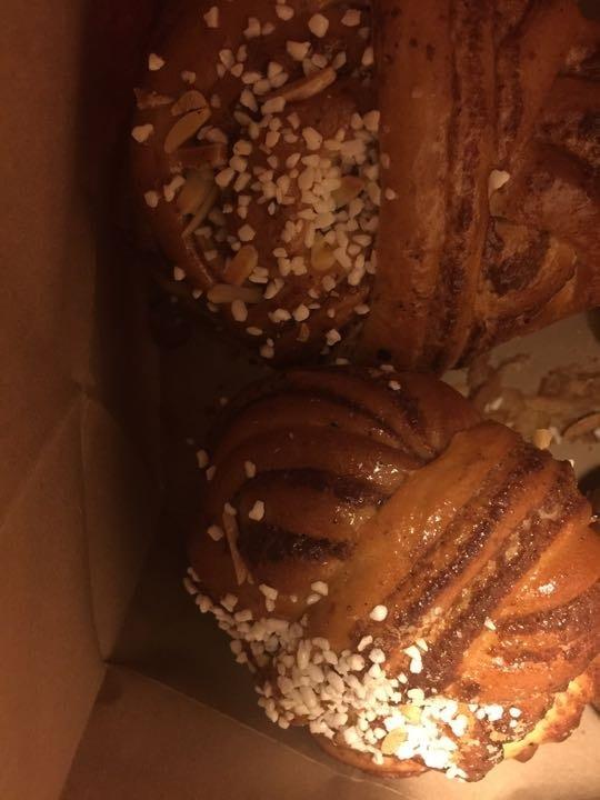 Cinnamon buns fresh