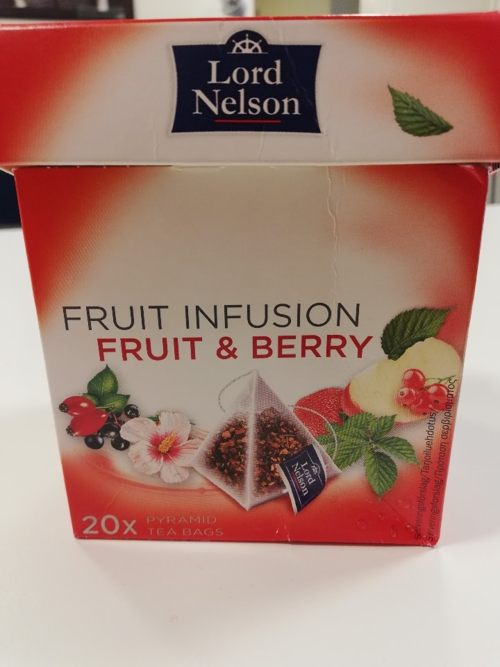 Fruit infusion