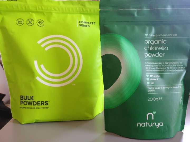 Bulk powders caffeine free preworkout